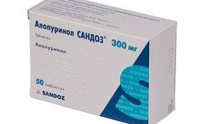 Откройте для себя «Аллопуринол» при лечении подагры: читаем инструкцию по применению