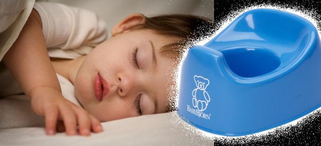 Что делать, если у ребенка ночное недержание мочи или энурез