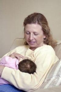 Дитя и женщина