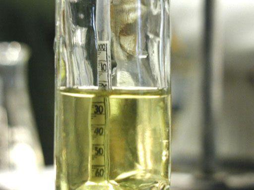 Определение плотности жидкости