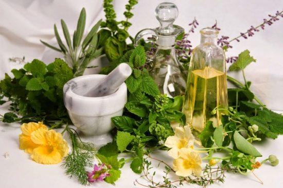 Травяные сборы могут быть использованы в комплексной терапии