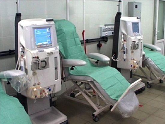 Оборудование для гемодиализа