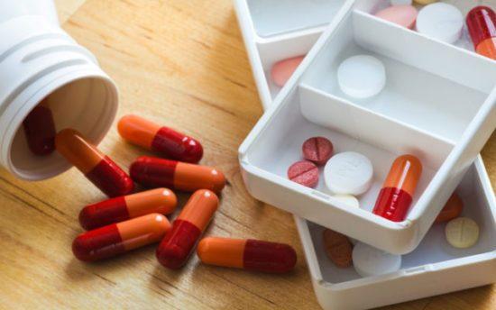 Медикаментозная терапия важный этап