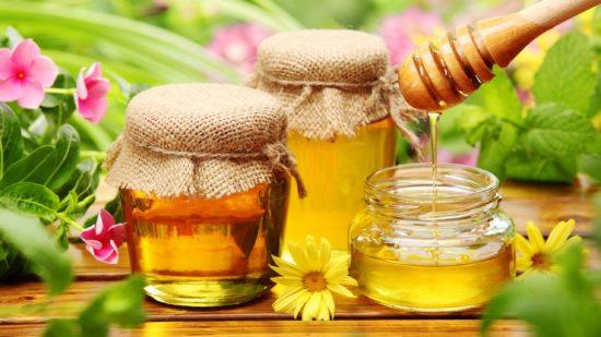 Мед - одно из эффективных средств