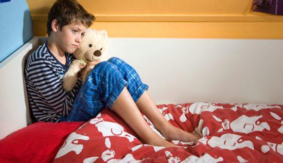 Подростковый энурез - это проблема для самого ребенка