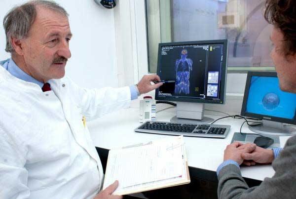 Лечение изотопами рака простаты - Все про потенцию